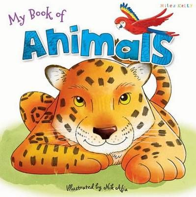 My Book of Animals