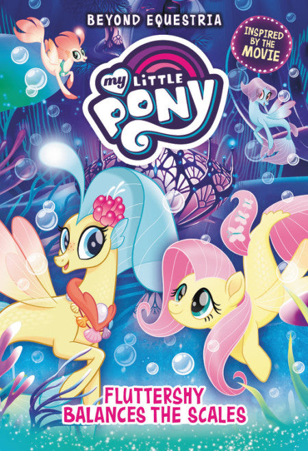 My Little Pony: Fluttershy Balances the Scales