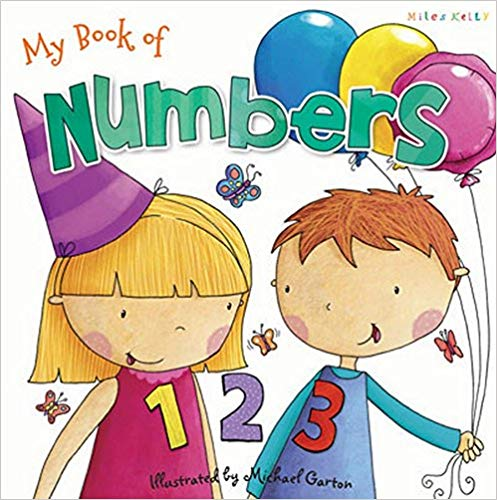 My Book of: Numbers