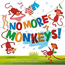 No More Monkeys! (Picture flat)