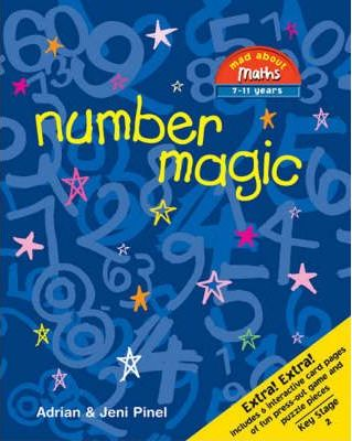 Number Magic : Includes 12 interactive card pages of fun press-out game and puzzle pieces