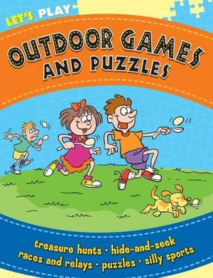 Let's Play Outdoor Games & Puzzles