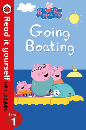 Peppa Pig Level 1: Going Boating