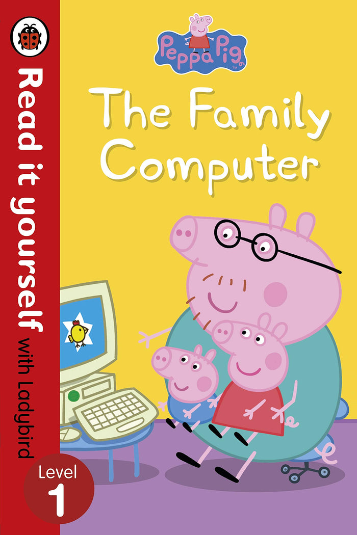 Peppa Pig Level 1: The Family Computer
