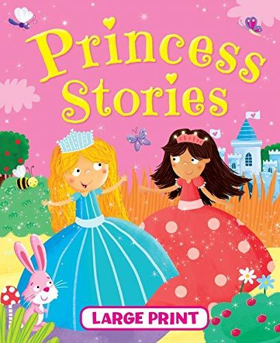 Princess Stories - Large Print