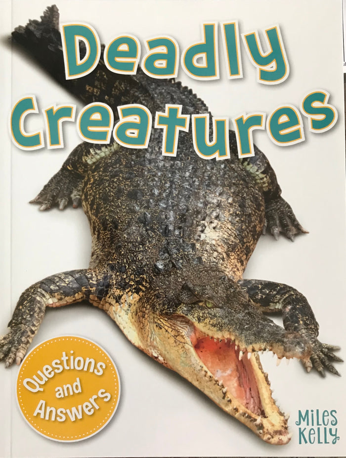 Q & A: Deadly Creatures