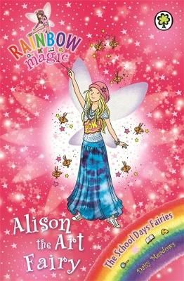 Rainbow Magic Early Reader: Alison the Art Fairy