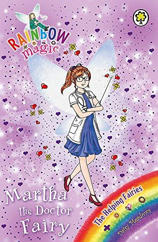 Rainbow Magic Early Reader: Martha the Doctor Fairy
