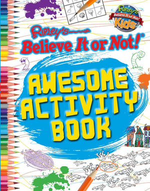 Ripley's Believe It or Not: Awesome Activity Book