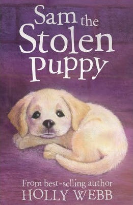 Holly Webb:  Sam the Stolen Puppy