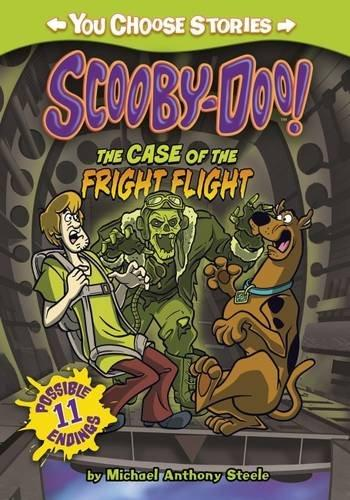 Scooby-Doo! The case of the fright flight!