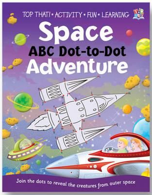 Dot-to-Dot Adventure: Space ABC