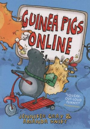 Guinea Pigs Online: Squeak out loud funny!