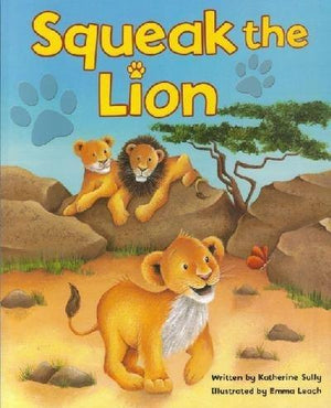 Squeak the Lion