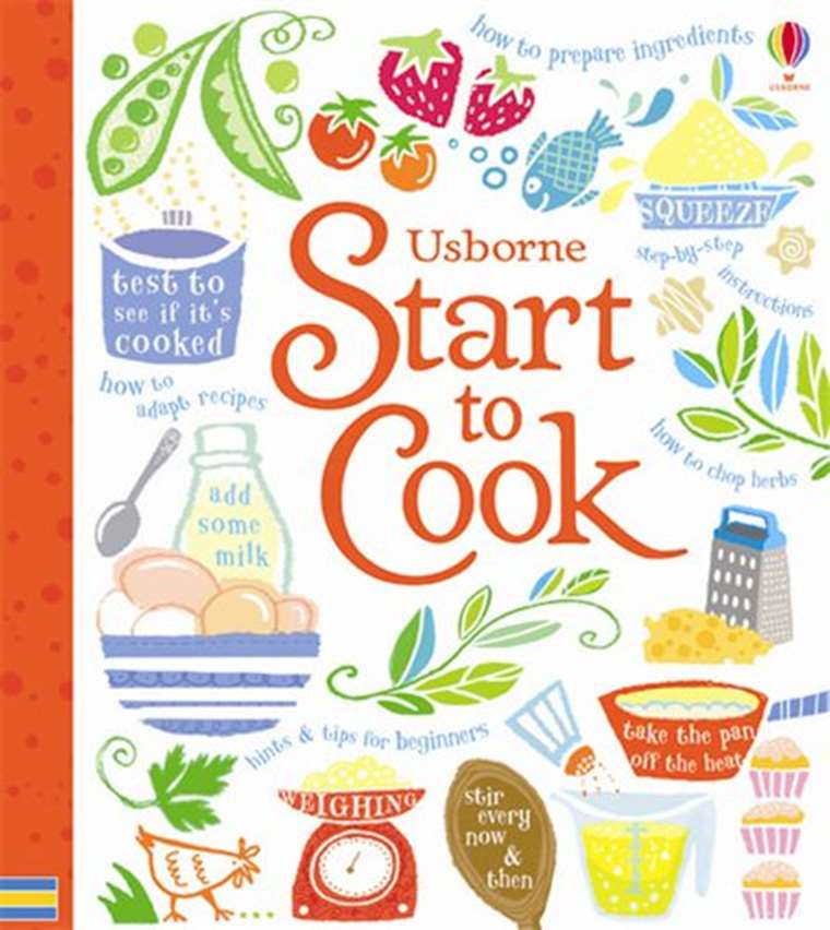 Start to Cook: Hints and tips for Beginners