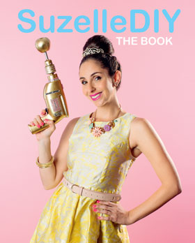 Suzelle DIY: The Book