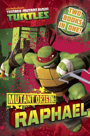 Teenage Mutant Ninja Turtles: Mutant Origin - Raphael / Michelangelo