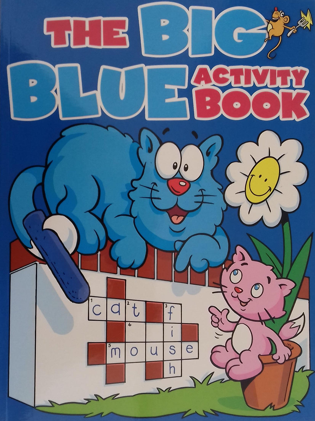 Big Blue Activity Book, The