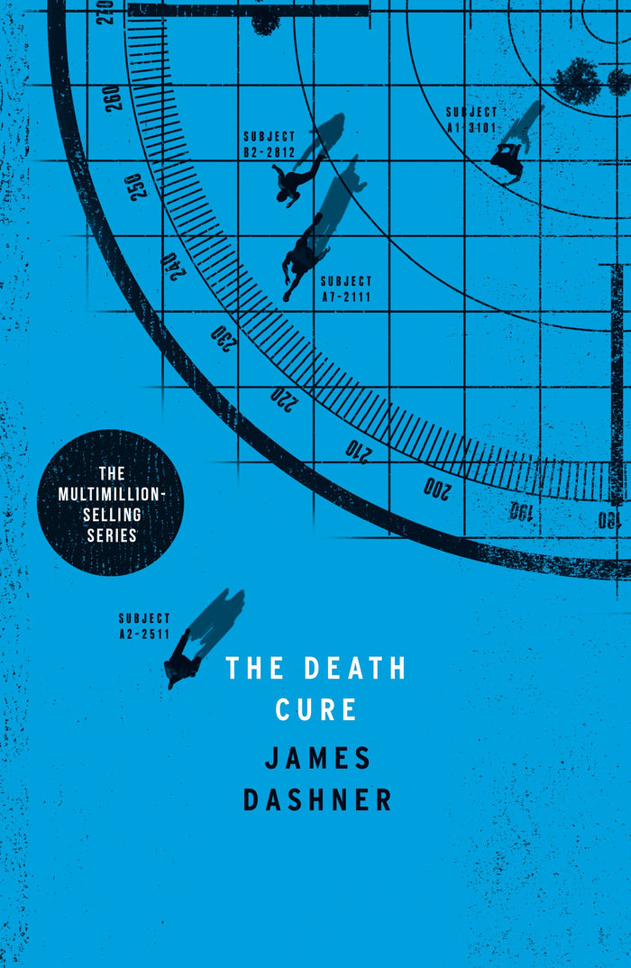 Maze Runner Book 3: The Death Cure