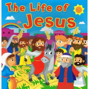 Bible Stories - The Life of Jesus (Picture flat)