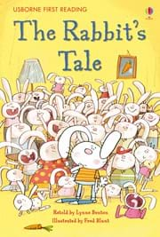 Rabbit's Tale, The: Usborne first reader