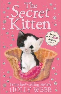 Holly Webb: The Secret Kitten