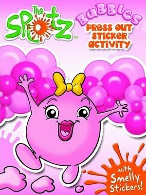 The Splotz Bubbles Press out Sticker Activity