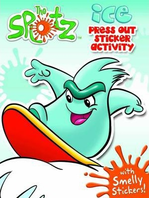 The Splotz Ice Press out Sticker Activity
