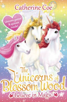 Unicorns of Blossom Wood, The - Believe in Magic