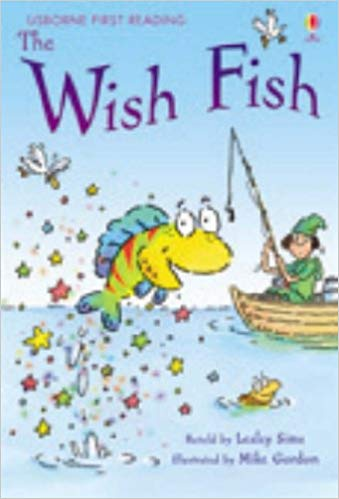 Wish Fish, The - Usborne first reader