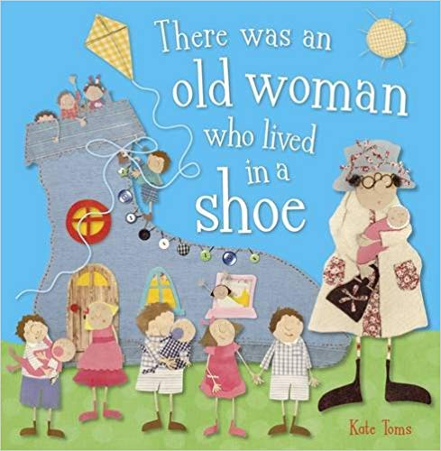 There Was an Old Woman Who Lived in a Shoe (Picture flat)