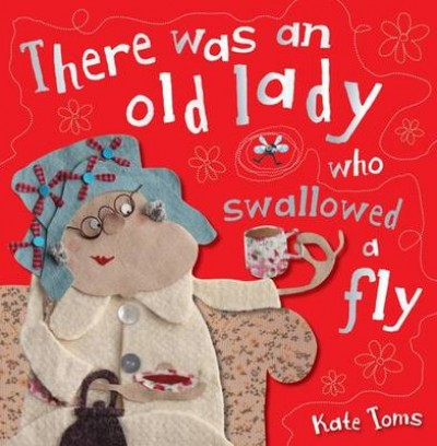 There was an Old Lady who Swallowed a Fly (Picture flat)