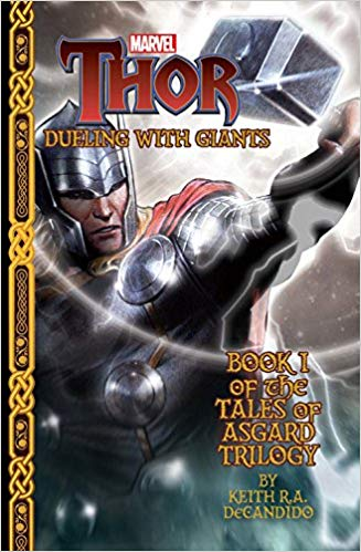 Thor: Dueling with Giants (Marvel)