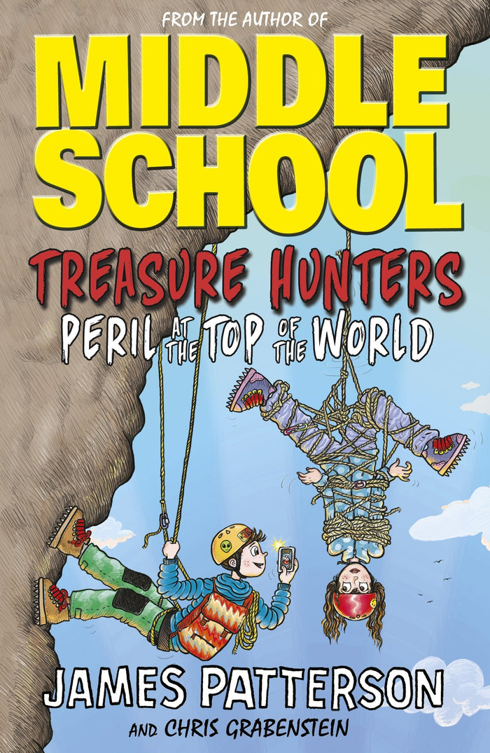 Middle School: Treasure Hunters: Peril at the top of the World