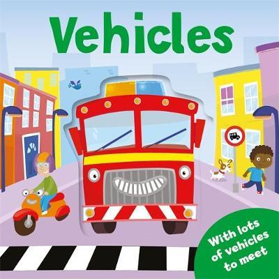Boardbook: Vehicles