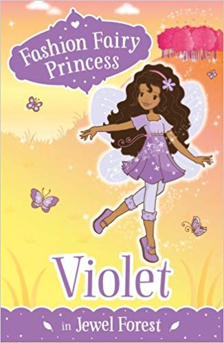 Violet in Jewel Forest (Fashion Fairy Princess)