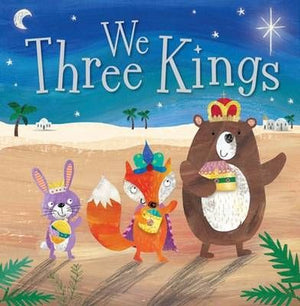 We Three Kings (Picture flat)
