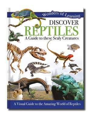 Wonders of Learning: Discover Reptiles