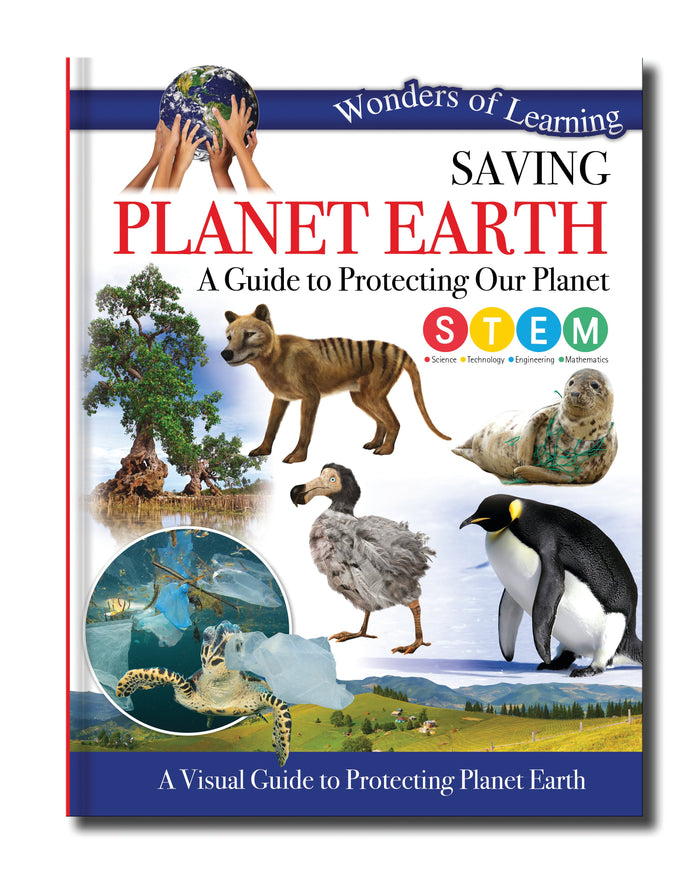 Wonders of Learning: Saving Planet Earth
