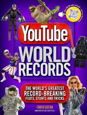YouTube World Records: The Worlds greatest record-breaking feats, stunts and tricks (4th Edition, Purple)
