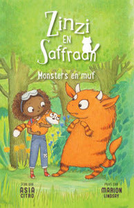 Zinzi en Saffraan (2): Monsters en Muf
