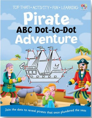 Dot to Dot Adventure: Pirate