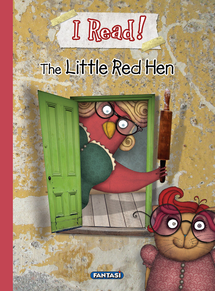 I Read: The Little Red Hen