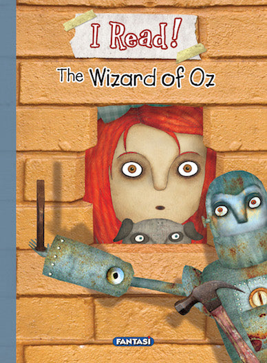 I Read: The Wizard Of Oz