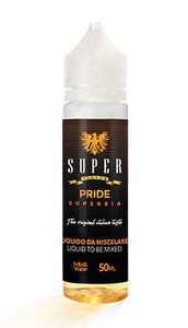 SuperFlavor PRIDE 50ml Mix&vape