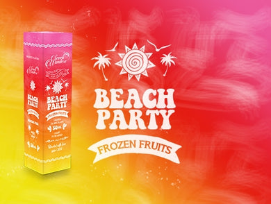 SevenWonders BEACH PARTY 50ml Mix&vape