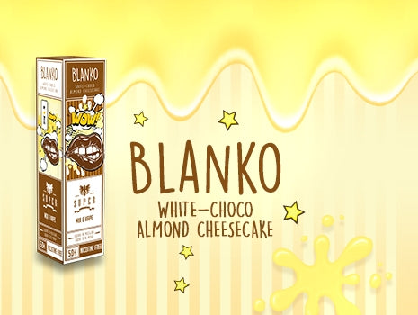SuperFlavor BLANKO 50ml Mix&vape