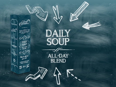 SevenWonders DAILY SOUP 50ml Mix&vape