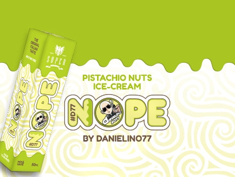 SuperFlavor #NOPE by D77 50ml Mix&vape