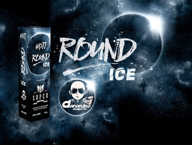 SuperFlavor ROUND ICE #D77 50ml Mix&vape